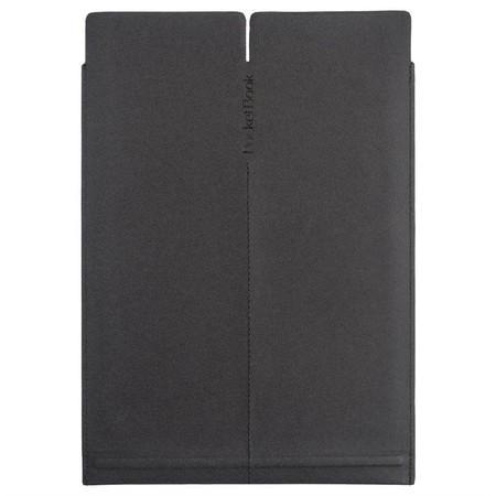 Pouzdro pro čtečku e-knih Pocket Book 1040 (InkPad X) - černé/žluté,