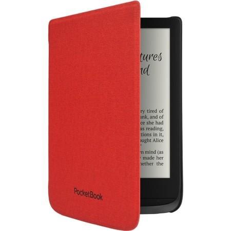 Pouzdro pro čtečku e-knih Pocket Book 616/627/632 - červené,