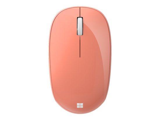 MS Value Mouse Bluetooth IT/PL/PT/ES Hdwr Peach, RJN-00039
