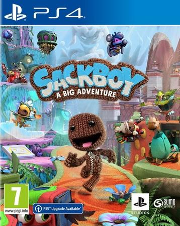 PS4 - Sackboy A Big Adventure! - 19.11.2020
