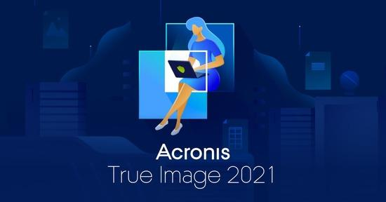 Acronis True Image 2021 - 1 Computer BOX, TH7AL1LCZS