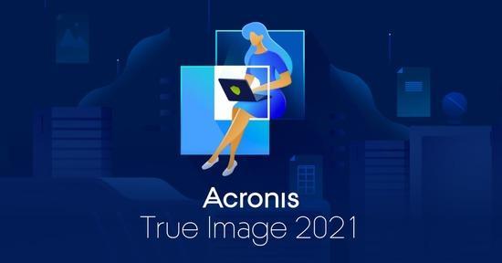 Acronis True Image 2021 - 5 Computers BOX