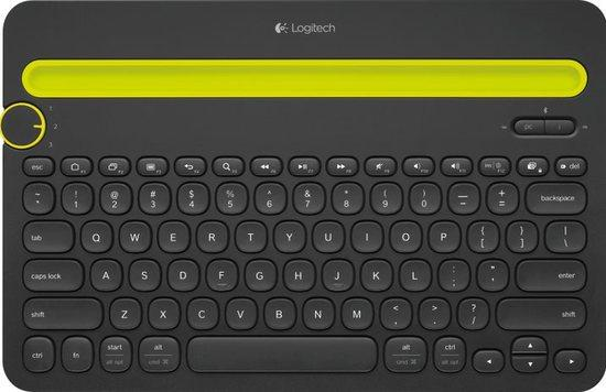 Logitech® K380 Multi-Device Bluetooth® Keyboard - ROSE - US INT`L - INTNL, 920-009867