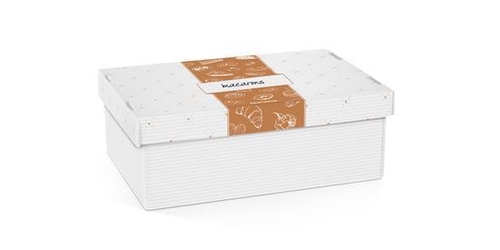 Tescoma Krabice na cukroví a lahůdky DELÍCIA, 28 x 18 cm