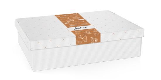 Tescoma Krabice na cukroví a lahůdky DELÍCIA, 40 x 30 cm
