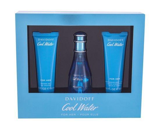 Toaletní voda Davidoff - Cool Water 50