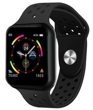 """IMMAX chytré hodinky SW13 PRO/ 1.3"""" dotykový TFT LCD/ BT/ IP67/ Android 2.3 / iOS 4.0 a vyšší/ čeština/ černé"""