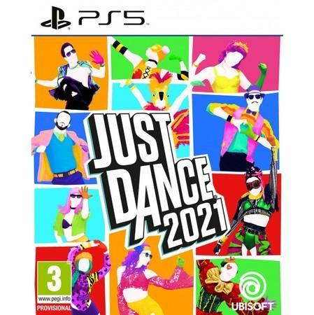 Hra Ubisoft PlayStation 5 Just Dance 2021