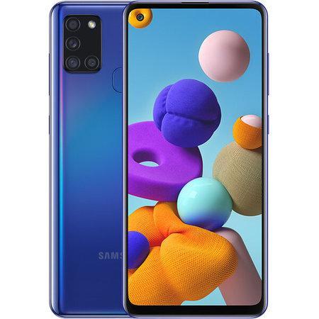 Samsung Galaxy A21s 4GB/128GB modrý