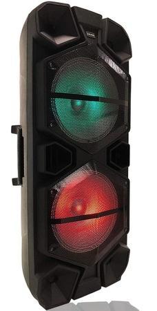 DMS Germany K9-24P Karaoke systém / 1000W / LED,