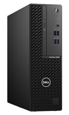 DELL OptiPlex 3080 SFF/ i3-10100/ 4GB/ 1TB 7.2k/ DVDRW/ W10Pro/ 3Y Basic on-site, DYR2D