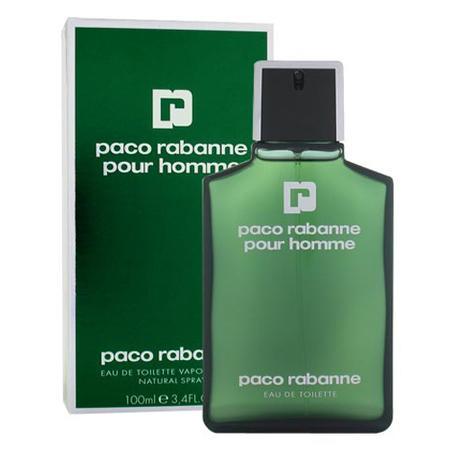 Paco Rabanne Pour Homme - toaletní voda s rozprašovačem 100 ml