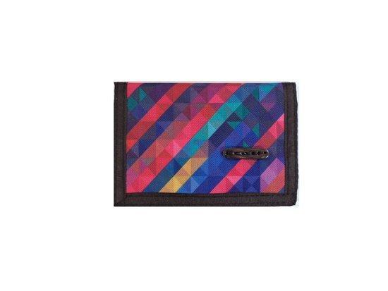 Loap peněženka CLUB WALLETS fialovo/růžová