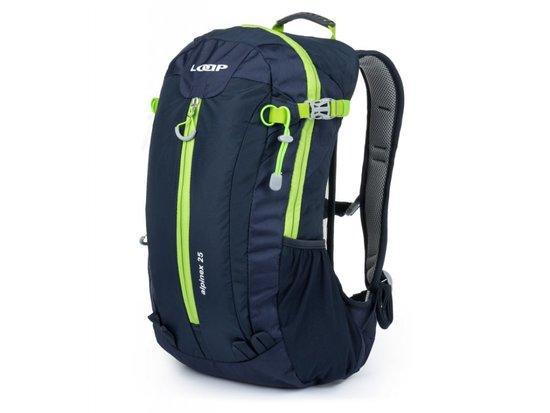 Loap batoh ALPINEX 25 modrý