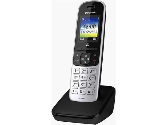 Panasonic KX-TGH710FXS (stříbrno-černá)