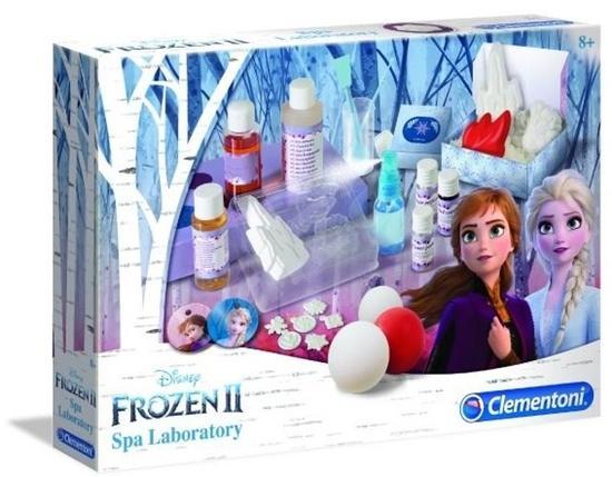 Laboratoř krásy Frozen 2