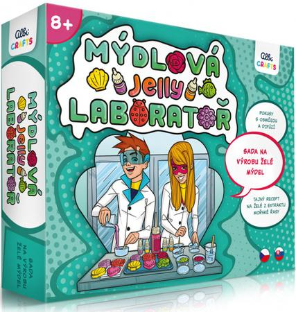 Mýdlová laboratoř Jelly