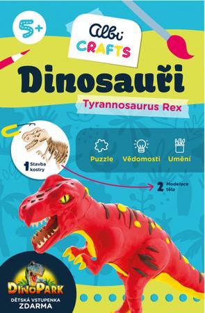 Dinosauři Tyranosaurus Rex