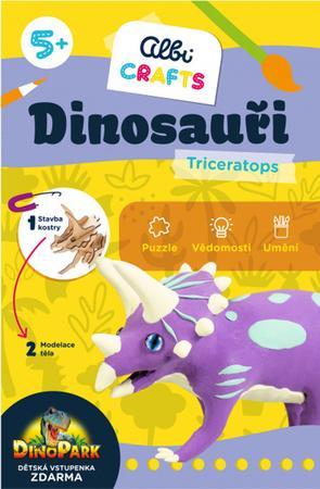 Dinosauři Triceratops