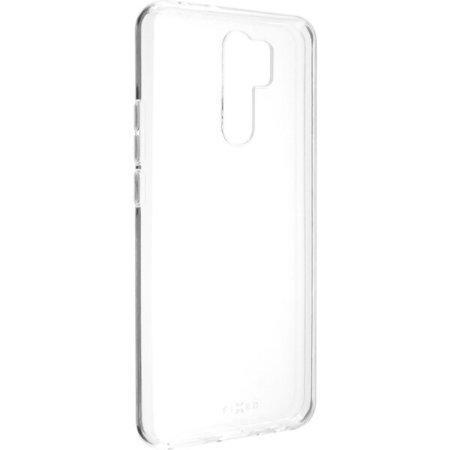FIXED Skin ultratenké TPU pouzdro 0,6 mm Xiaomi Redmi 9 čiré