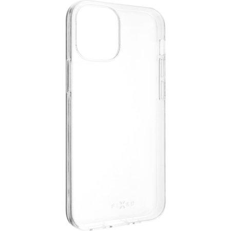 FIXED Skin ultratenké TPU pouzdro 0,6 mm Apple iPhone 12 čiré
