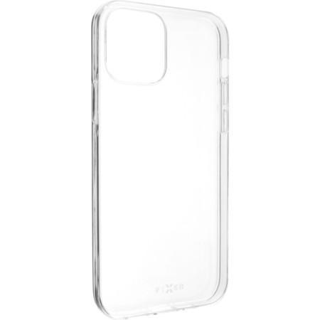 FIXED Skin ultratenké TPU pouzdro 0,6 mm Apple iPhone 12/12 Pro čiré