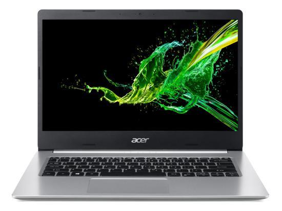 """Acer Aspire 5 - 14""""/i5-1035G1/2*4G/512SSD/W10 stříbrný, NX.HUSEC.001"""