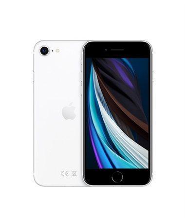 Apple iPhone SE (2020) 64GB bílý