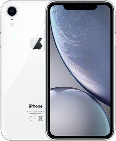 Apple iPhone XR 64GB bílý
