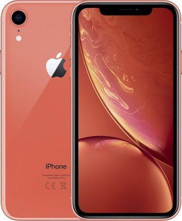 Apple iPhone XR 64GB korálově červený
