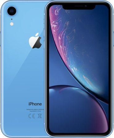 Apple iPhone XR 64GB modrý