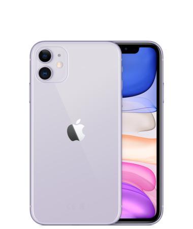 Apple iPhone 11 64GB fialový