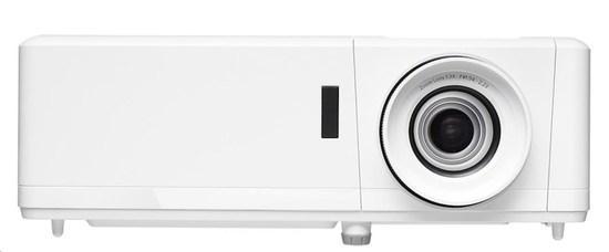 Optoma projektor ZW403 (DLP, LASER, FULL 3D, WXGA, 4500 ANSI, 300 000:1, HDMI, VGA, LAN, 10W speaker)