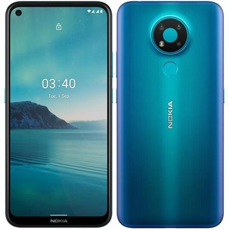 Nokia 3.4 (3/64GB) Dual SIM Modrá