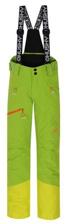 Husky Dětské lyžařské kalhoty Gilep Kids zelená 134