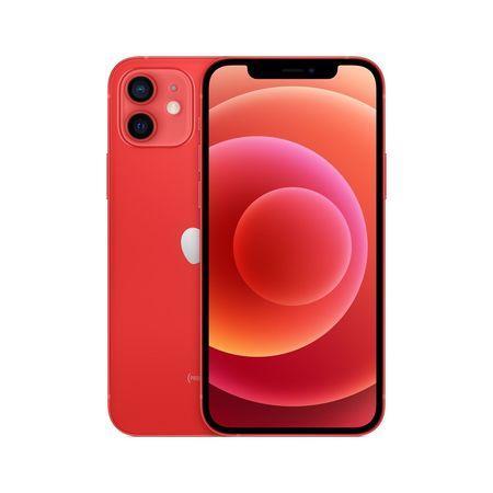 Apple iPhone 12 256GB červený