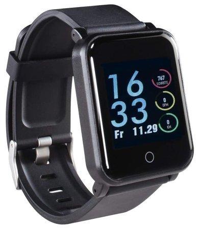 HAMA sportovní hodinky Fit Track 5900/ GPS/ barevný display/ pulz/ kalorie/ analýza spánku/ krokoměr