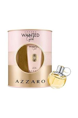 Azzaro Wanted Girl - EDP 80 ml + tělový krém 100 ml