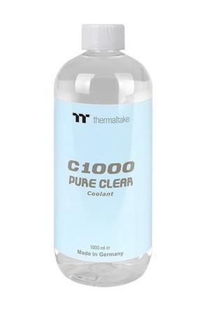 THERMALTAKE C1000 chladicí kapalina 1000ml čirá (Opaque Coolant, Pure clear, neprůhledná), CL-W114-OS00TR-A