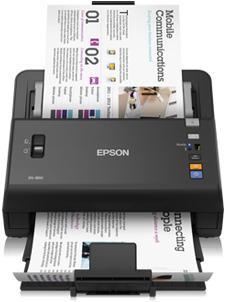 Epson WorkForce DS-860, A4, 600dpi, ADF, USB, B11B222401