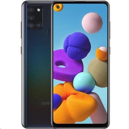 Samsung Galaxy A21s (A217), 32 GB, EU, černá