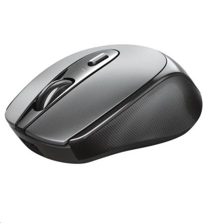 TRUST bezdrátová Myš Zaya Rechargeable Wireless Mouse - black