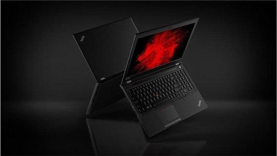"""Lenovo ThinkPad P52 i7-8750H 4,10GHz/32GB/SSD 512GB/Quadro P1000 4GB/15,6""""FHD IPS/FPR/Win10PRO černá, 20MAS2HE00"""