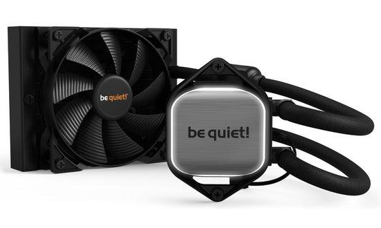 Be quiet! Pure Loop AIO 120mm / 1x120mm / Intel 1200 / 2066 / 1150 / 1151 /1155 / 2011(-3) / AMD AM4 / AM3, BW005