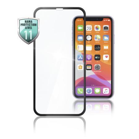Hama 3D Full Screen, ochranné sklo na displej pro Apple iPhone 12 Pro Max, černé