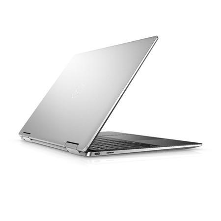 """Dell XPS 9310 13"""" UHD 2v1 Touch i7-1165G7/16GB/512GB/FPR/MCR/THB/W10Pro/3RNBD/Stříbrný, 9310-24961"""