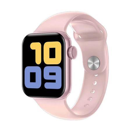 CARNEO Smart hodinky Gear+ CUBE rosegold