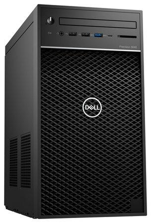 DELL Precision T3640/ i9-10900K/ 32GB/ 1TB SSD/ RTX 2060 Super/ W10Pro/ 5Y Basic, PCD3030