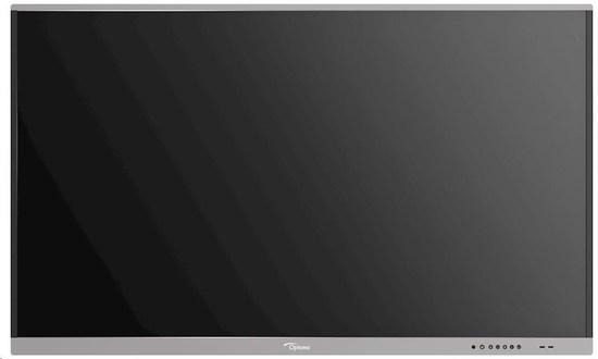 """Optoma 5861RK IFPD 86"""" - interaktivní dotykový, 4K UHD, multidotyk 20prstu, Android, antireflexní tvrzené sklo, H1F0C0BBW101"""