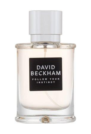 Toaletní voda David Beckham - Follow Your Instinct 50 ml